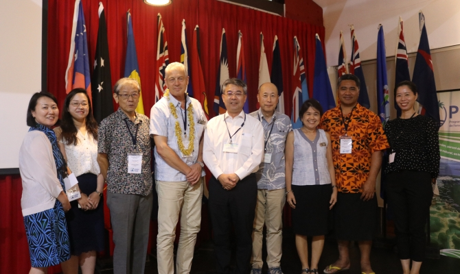 Guidelines For Disaster Waste Management In The Pacific To Be Launched In 2020