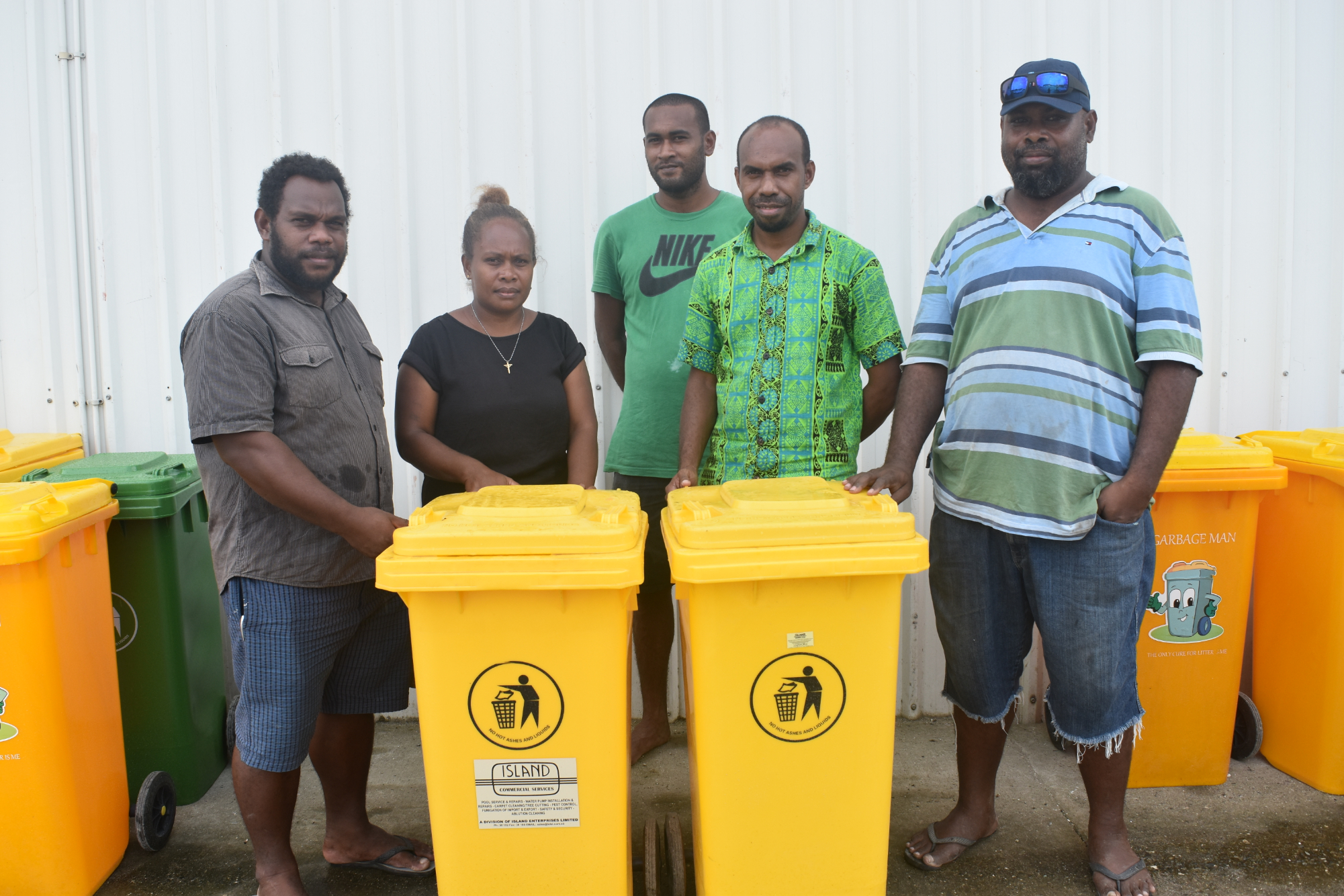 Communities supported with Waste Management Cleanup tools